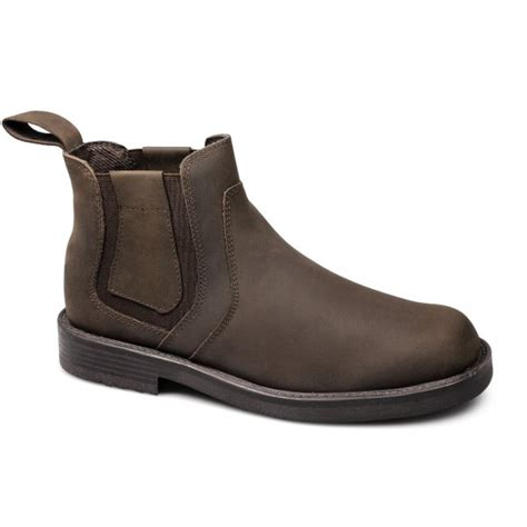 low cut mens boots roamers mens soft waxy leather low cut leather gusset