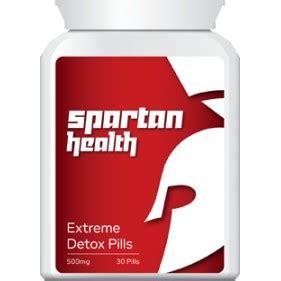 Spartan Detox spartan health detox pills remedies