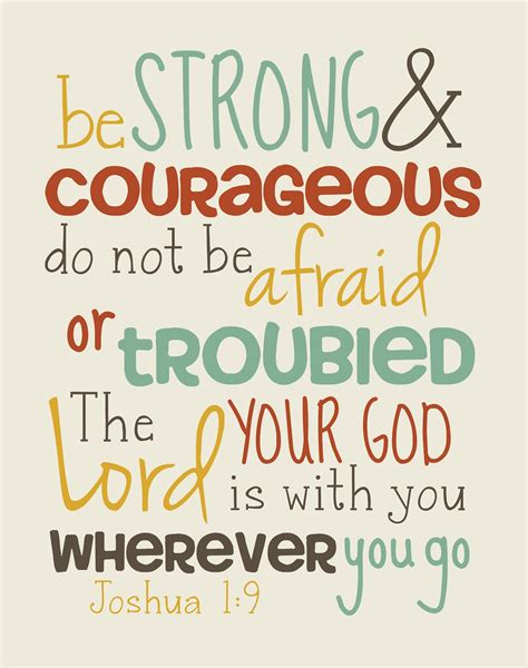 365 encouraging verses of the bible for boys a filled reading for every day of the year books joshua 1 9 scripture for graduates be strong and