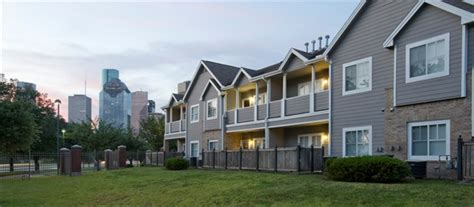 section 8 apartments houston historic oaks of allen parkway village houston housing