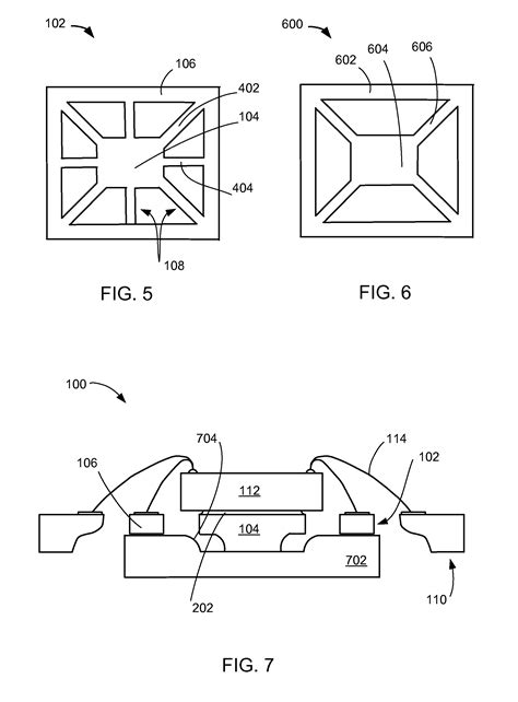 integrated circuit packaging ค อ patent us7863108 integrated circuit packaging system with etched ring and die paddle and