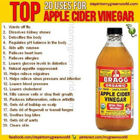Benefits Of Apple Cider Vinegar Detox Drink by 3 Ways To Ward Sickness This Winter Health With