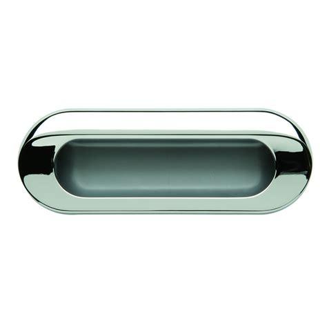 Flush Door Handles by Hafele Radius Flush Pull Dual Finish 151 17 Flush Pulls