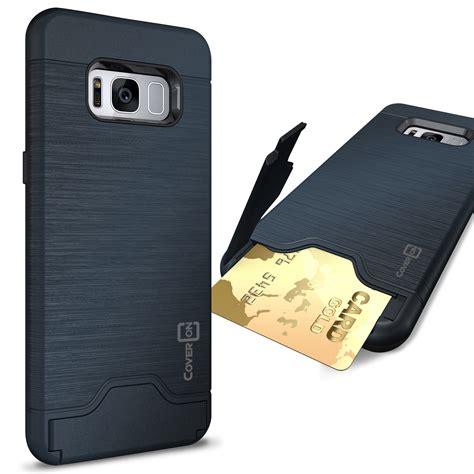 Baby Skin Slim Samsung Galaxy S8 Plus S8 coveron for samsung galaxy s8 plus slim kickstand card cover gold ebay