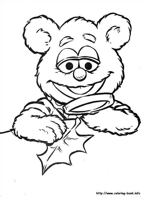 Muppet Babies Coloring Pages by Muppet Babies Coloring Picture Coloring And Activities