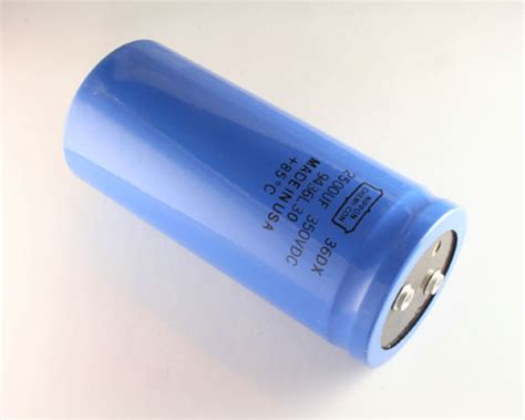 electrolytic capacitor specifications new 2500uf 350v large can electrolytic aluminum capacitor 2500mfd dc 85c 350vdc ebay