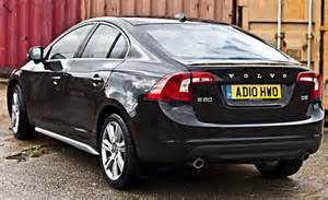 Volvo S60 D5 Fuel Consumption Martin Only Volvo Could Make A Sporty Car That