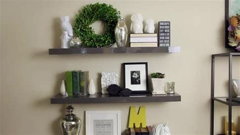 decorating with floating shelves 17 best images about floating shelves on pinterest small