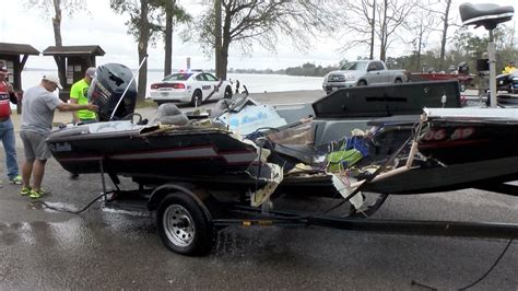 bass fishing boat accident fatal boat crash on lake conroe