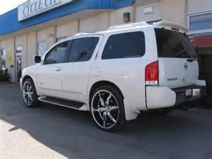 Nissan Armada Rims Nissan Armada 26 Quot Wheels