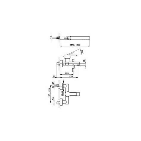 Cartouche Robinet Thermostatique 2338 by Mitigeur Bain Cisal Gamme Softcube Livraison Offerte