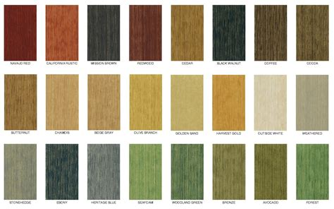 deck colors on wood stain colors deck stain colors and wood stain