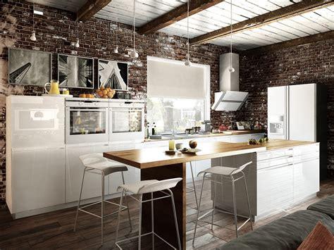 open interiors open loft kitchen interior design ideas
