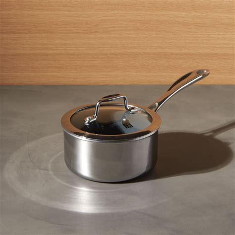 1 quart ceramic saucepan zwilling j a henckels vistaclad ceramic non stick 1 qt