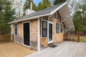 Tiny Houses For Sale In Ma by Tour A Tiny Home In Barnstable Mass Hgtv Com S