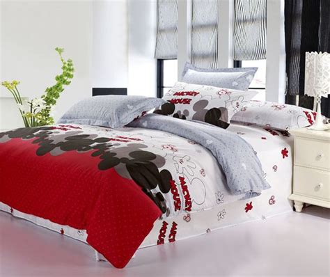 Mickey Mouse Bed In A Bag by Cotton Duvet Covers Bed In A Bag And Cotton On