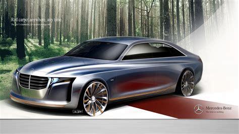 concept mercedes 2021 mercedes benz u class concept for an uber saloon