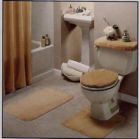 bathroom tank sets for toilet beige bathroom rug set 4 pc hardware plumbing plumbing