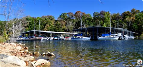 Table Rock Lake State Park Marina by Table Rock State Park Marina Fishing Explore The Ozarks