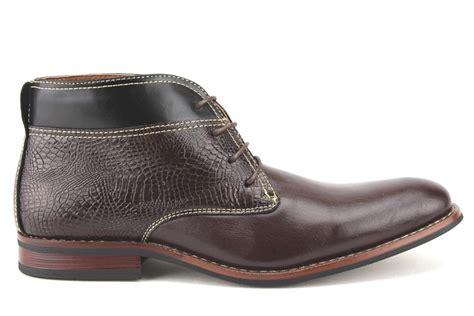 aldo mens casual boots new ferro aldo s ankle high lace up chukka casual wear