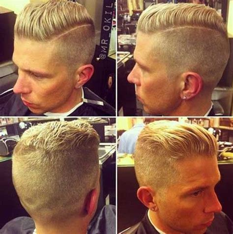 Hairstyle Back Sides by Mens Back And Sides Hairstyles Mens Hairstyles 2018