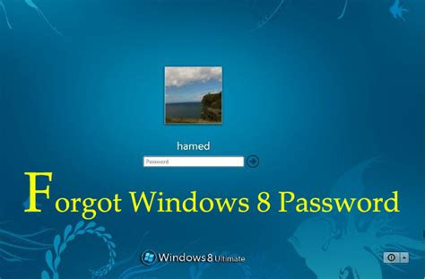 windows reset password windows 8 windows 8 password recovery how to recover windows 8