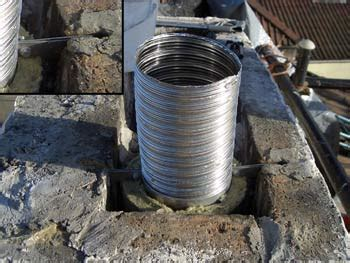 Chimney Liner End Cap - flue liner everything you need to cranesltd