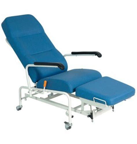 sillon reclinable hospitalario sill 243 n hospitalario para paciente con reposapiernas