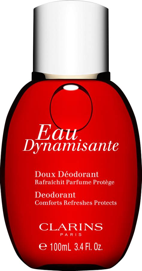 Eau Dynamisante Splash 200ml 6 8oz clarins eau dynamisante gentle deodorant spray