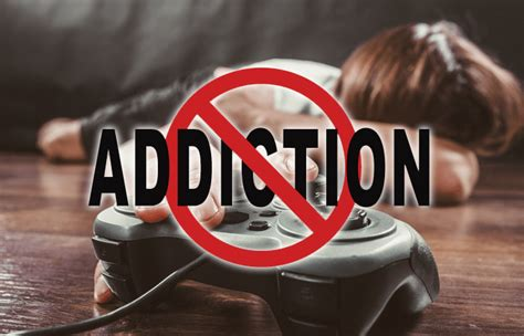 effects  video game addiction  esports professionals