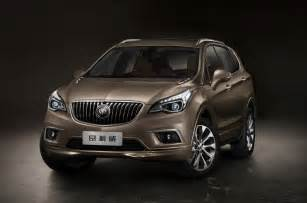 Buick Envision 2016 Buick Envision Gm Authority