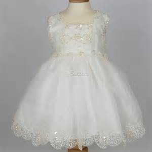 Christening dress for baby evening wear