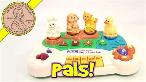 Vtech Little Smart Alphabet Picture Desk by Vtech Little Smart Sing N Smile Pals Electronic Kids Toy