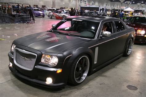 matte black chrysler 300 matte black chrysler 300c hd i want one