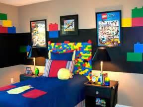 Star Wars Wall Stickers For Bedrooms 4 habitaciones infantiles decoradas con piezas lego