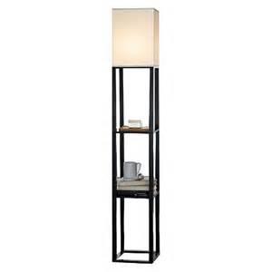 threshold shelf floor l with white shade b target