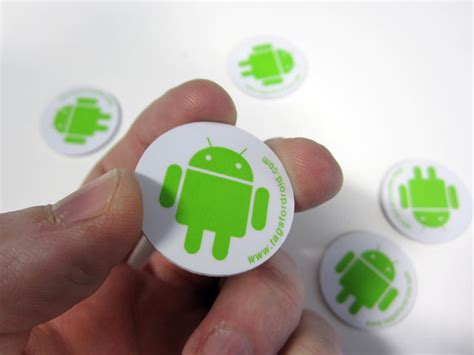 nfc tags android how to use nfc tags with your android mobile phone cnet