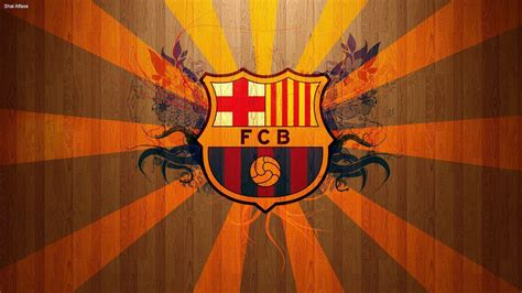 barcelona computer wallpaper fc barcelona logo wallpapers wallpaper cave