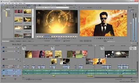 Download Sony Vegas Movie Studio Platinum 13 0 Build 879 X64 Free Software Cracked Available Sony Studio Platinum 13 Templates