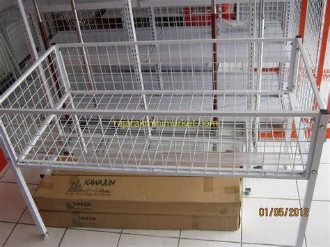 Rak Display Baju Bandung rak obral wiremesh raja rak obral