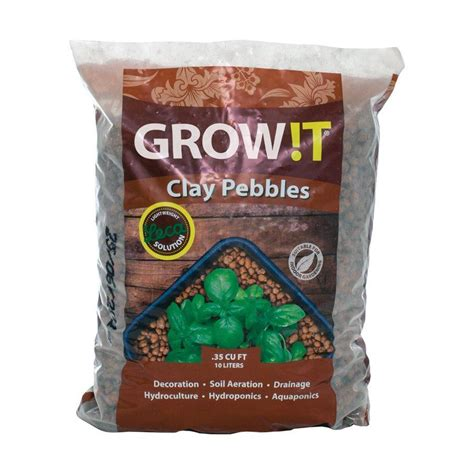 plantt clay pebbles  indoor growing canada