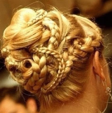 intricate prom hair intricate braids possible prom hairstyles pinterest