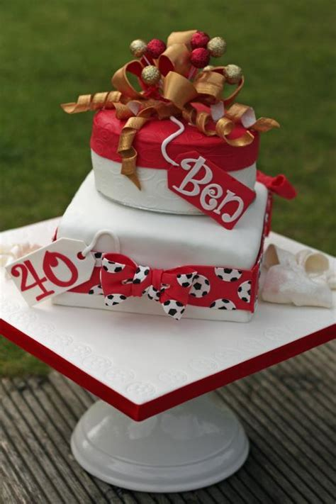 Decorating Ideas For Cakes Cake Decorating Ideas 40th Birthday