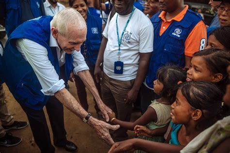 swing migration un migration chief urges more support for rohingyas