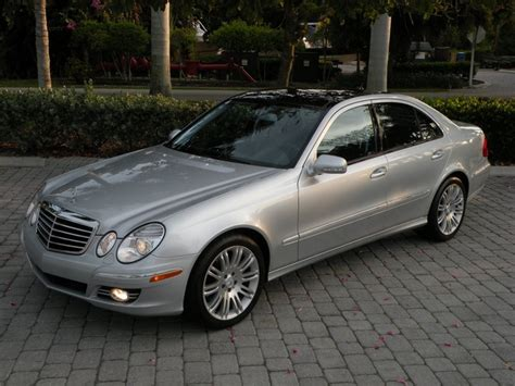 2007 Mercedes E350 4matic 2007 mercedes e350 4matic for sale in fort myers fl