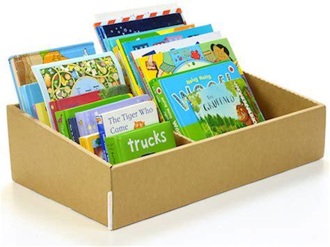 In A Book In A Box In The Closet by Big Book Book Cardboard Box Childcare Is