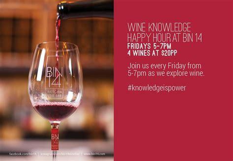 Happy Hour Wine Cube by Wine Knowledge Bin 14