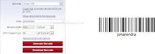 membuat barcode identitas pengertian dan cara mudah membuat kode qr serta batang