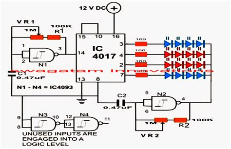 vehicle led strobe light wiring diagram get free image