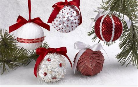 Handmade Ornament Patterns - 22 gorgeous ornament patterns tip junkie